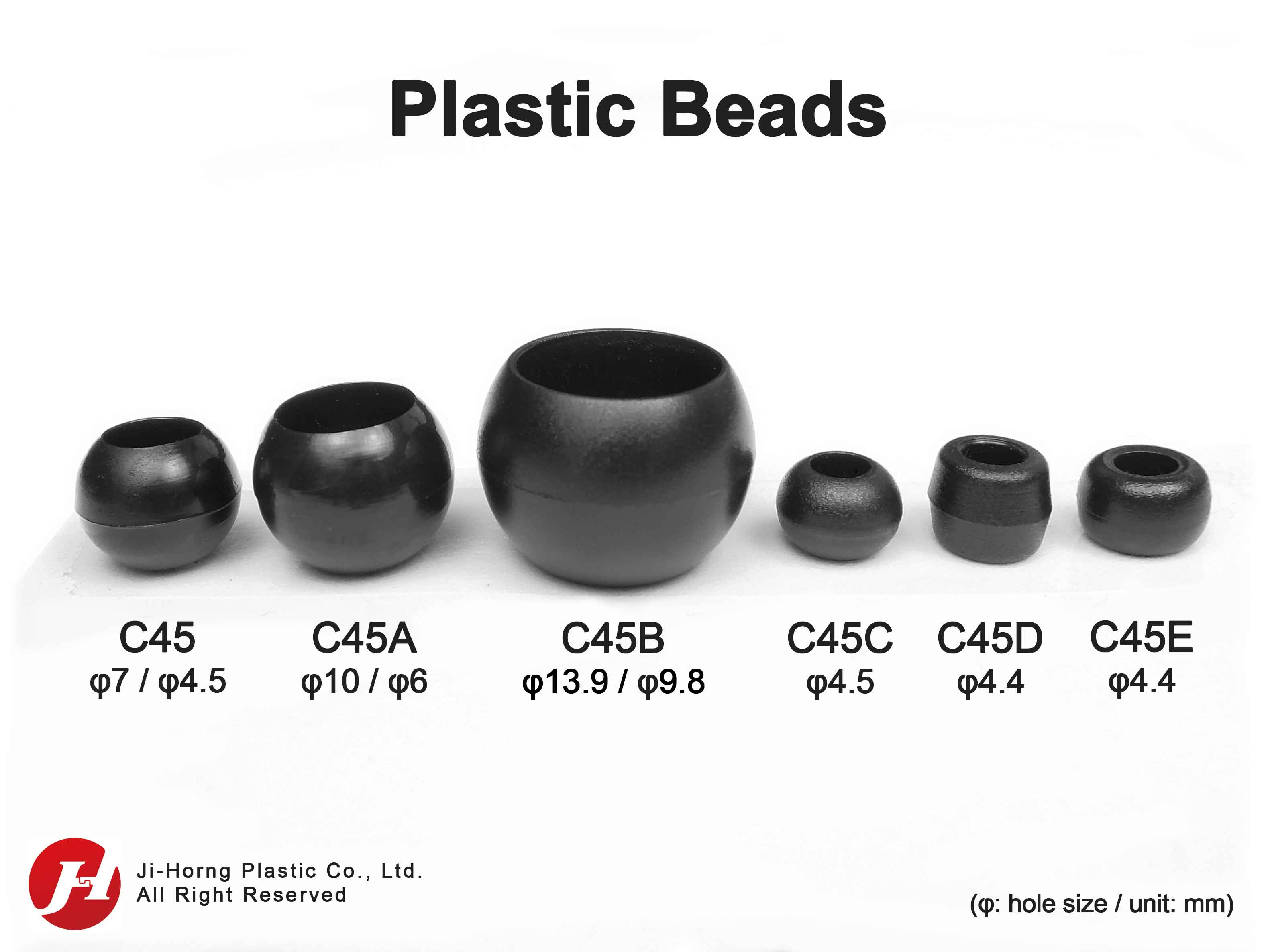 ji-horng-plastic-ball-cord-end-beads-C45-series